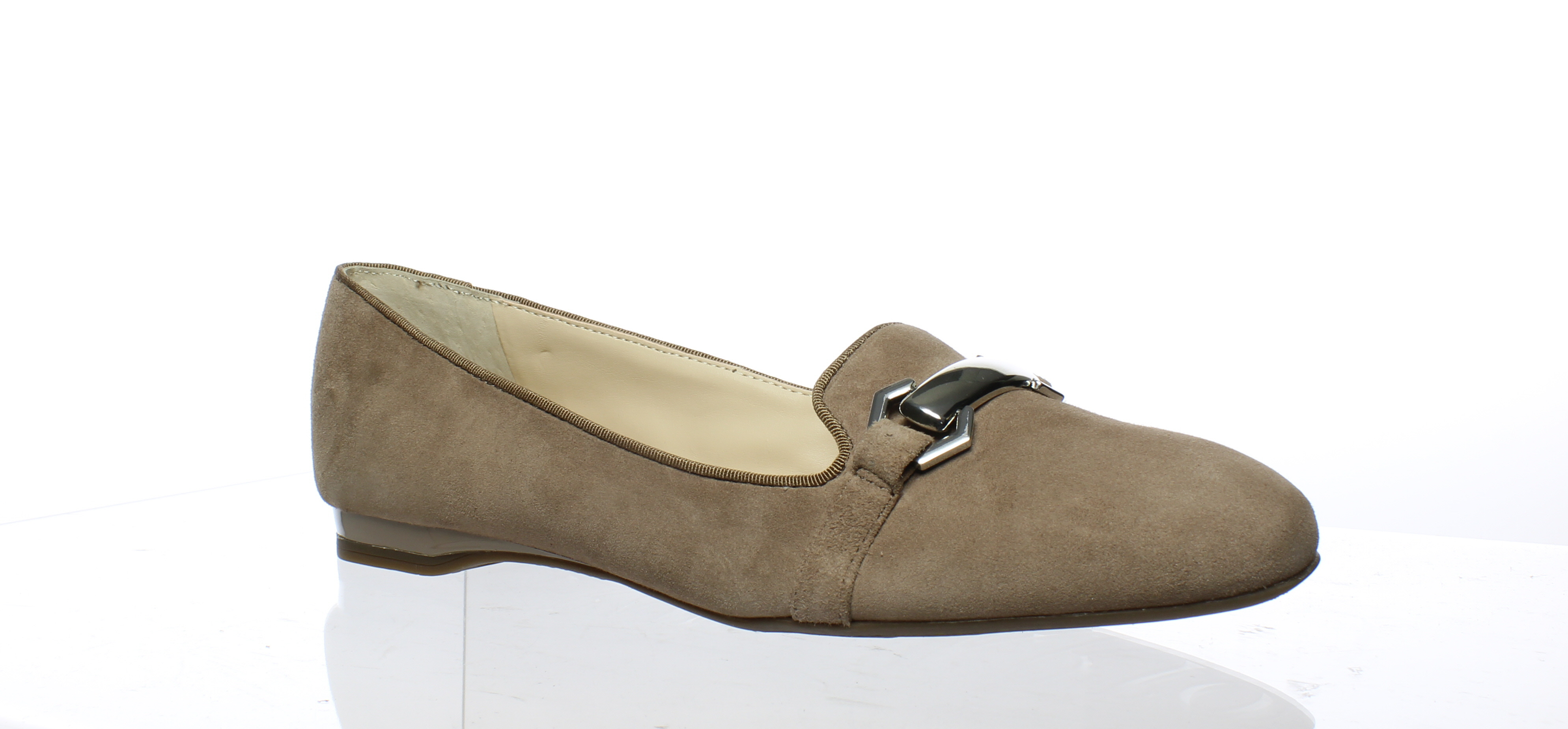 bddcaf1397d Franco Sarto Womens Gerry6 Brown Loafers Size 7.5 93638628609