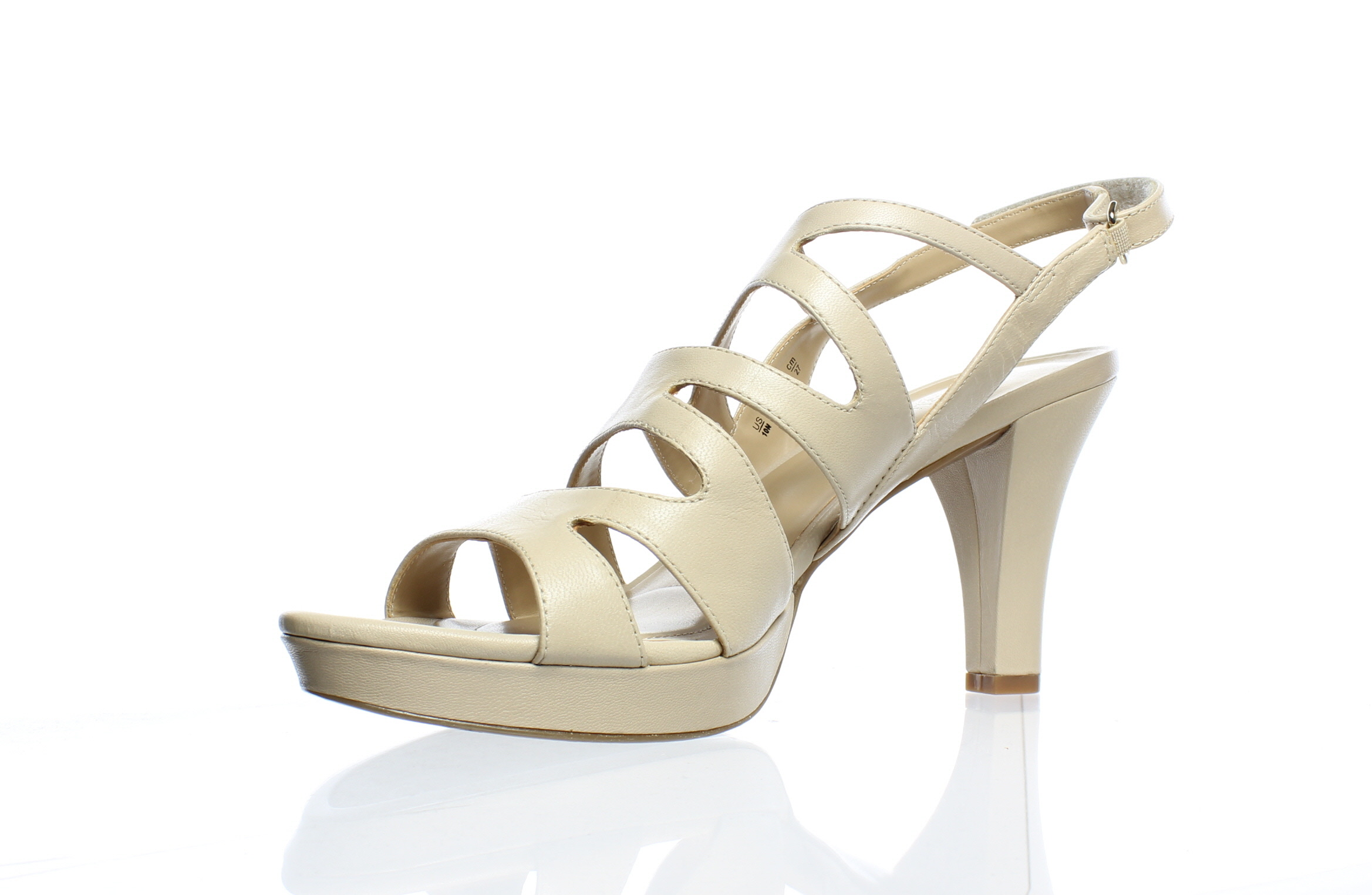 71c3ecd6724c Naturalizer Womens Pressley Taupe Sandals Size 10 (AA