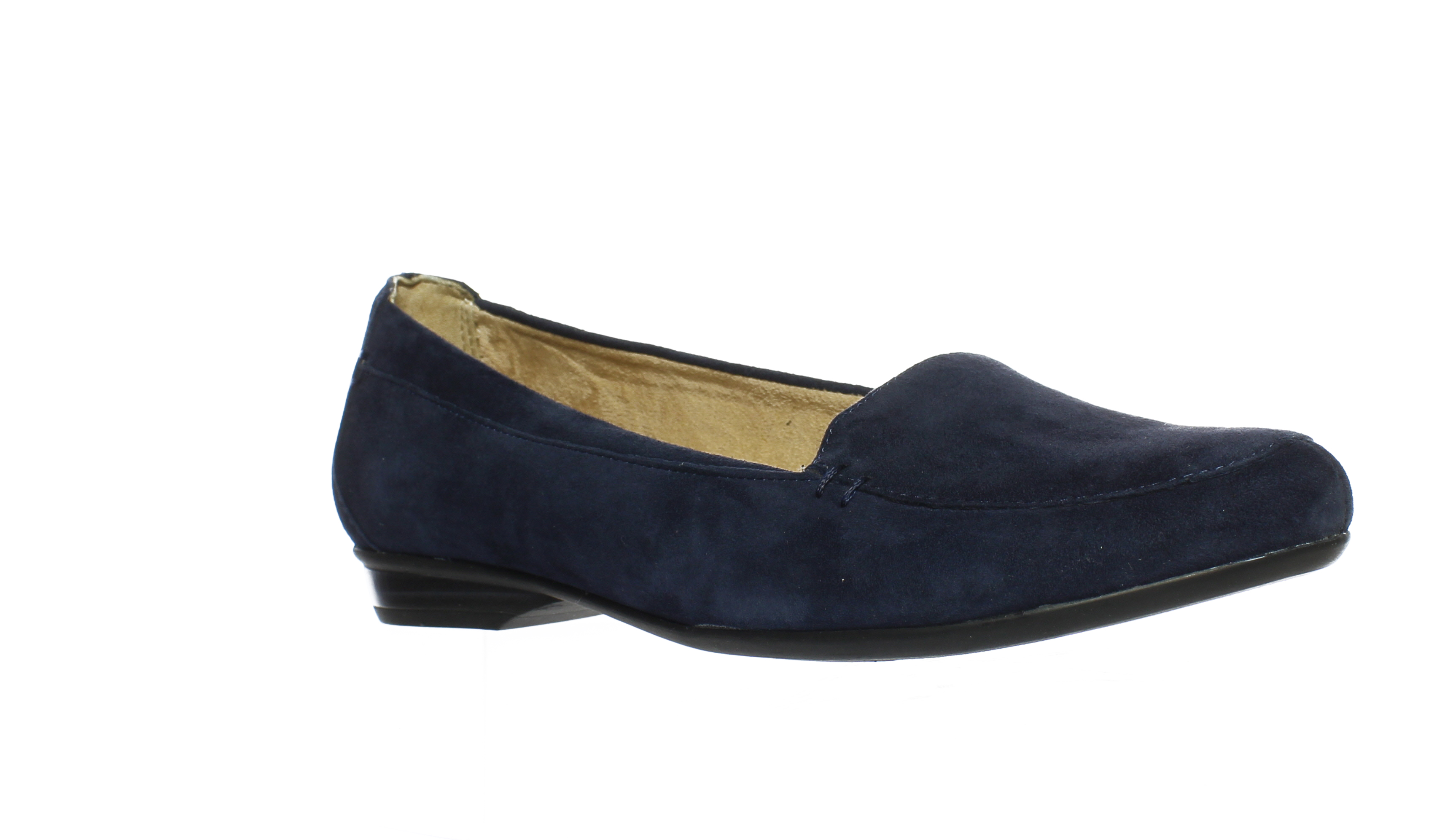 20bfc6e8227 Naturalizer Womens Saban Navy Loafers Size 8.5 (C