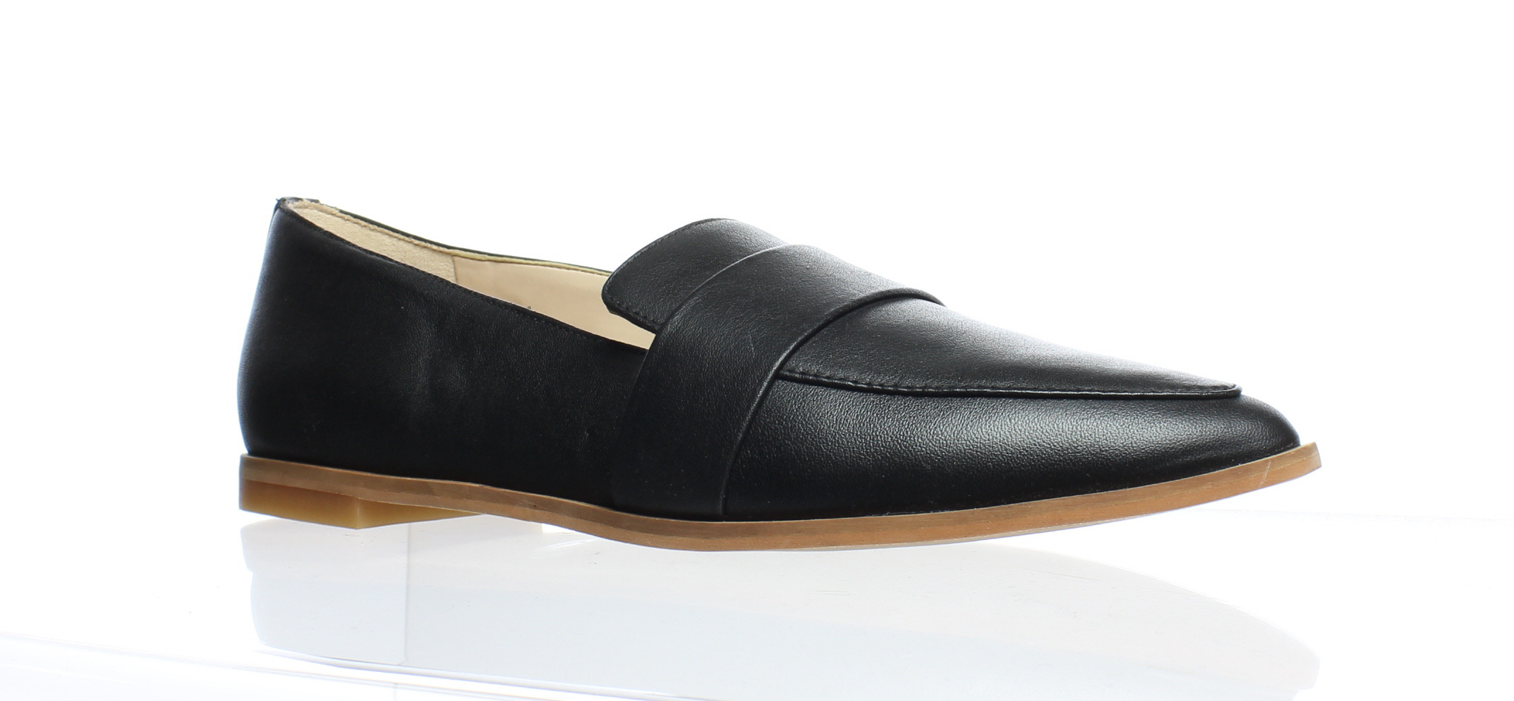 0c6ce7faa23 Dr. Scholl s Womens Ashah Black Loafers Size 9 (68021) 727682477479 ...