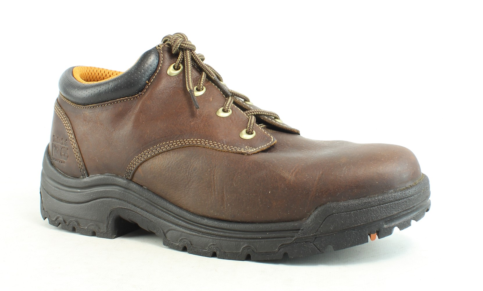 bb9c3e2125d85 Timberland MENS Brown Work   Safety Boots Size 11 (E