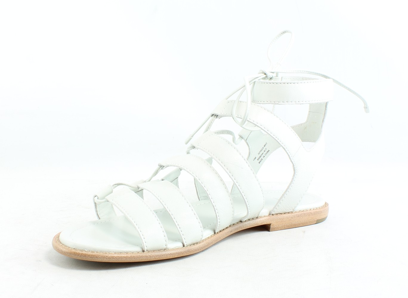 Frye-Womens-Blair-Side-Ghillie-Gladiators-Leather-Sandals thumbnail 11